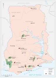 Ghana Africa Map Forests Free Full Text Redd In West Africa Politics Of