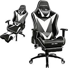 Back Support Recliner Chair Amazon Com Gtracing Ergonomic Gaming Chair High Back Swivel