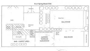 ballroom floor plan historic ballroom fry s spring beach club