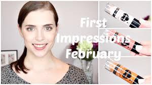 first impressions wet n wild megaglo makeup sticks blush
