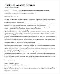 Fraud Analyst Resume Sample by Beautiful Ict Business Analyst Resume Contemporary Simple Resume