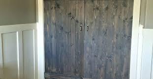 Rustic Closet Doors Barn Wood Closet Doors Hometalk