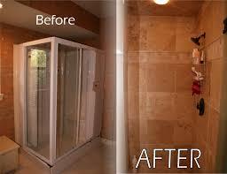 Redo Bathroom Shower Redoing Bathroom Shower Creative Bathroom Decoration