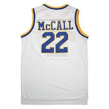 amazon com molpe mccall 22 crenshaw hs basketball jersey s xxxl