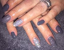 best 25 grey gel nails ideas on pinterest gray nails cute gel