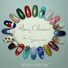 the 25 best christmas nail art ideas on pinterest christmas