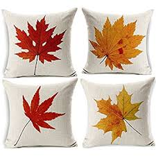 Pillow For Sofa by Amazon Com All Smiles Autumn Decor Fall Pillow Covers Decorative
