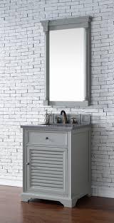 Madison Bathroom Vanities Abstron 26 Inch Urban Grey Finish Single Sink Bathroom Vanity