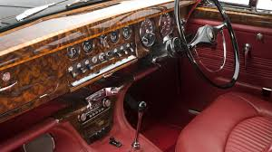 Car Interior Dashboard Design Magnificent Wood Dashboard In A Jaguar S Type Fab Cars