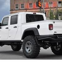 jeep truck conversion brute double cab four door jeep wrangler pickup conversion with new