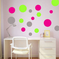 polka dot wall decals picture nursery polka dot wall decals for image of polka dot wall decals large