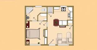 guest house floor plans 500 sq ft uncategorized 500 sq foot house plans in beautiful floor guest