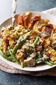 stuff to make for thanksgiving creamy green bean casserole from scratch sallys baking addiction