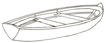 how to draw a boat draw step by step