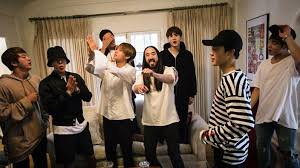 download mp3 bts mic drop remix ver a remix of bts mic drop is being produced by steve aoki and