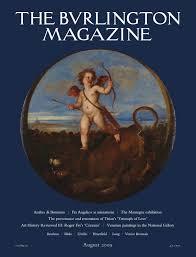 1277 the burlington magazine angust 2009 by the burlington