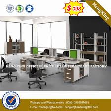bureau en l china l shape design place bureau office workstation hx
