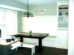 kitchen booth furniture dining room banquette seating tufted curved booth kitchen island