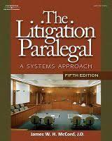 Sample Litigation Paralegal Resume by Litigation Paralegal Resume Sample Resumecompanion Com Resume