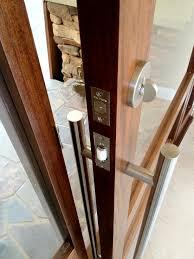 modern front entry doors home decor trends including door locks
