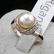 aliexpress buy brand tracyswing rings for women tracyswing brand austrian 18krgp wedding gold color