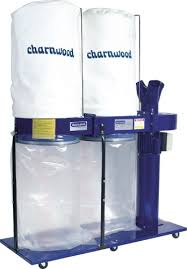 charnwood professional dust extractor 2200w 240v spindex tools ltd