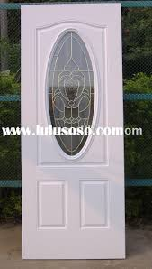 exterior steel doors with glass i87 for your cute home decor
