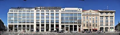 architektur berlin berliner architektur im linearen panorama panoramastreetline
