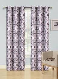 Curtains Printed Designs Sun Zero Dyson Medallion Energy Efficient Curtain Panel 50