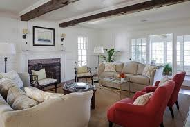 Colonial Interior by Family Home With New England Colonial Architecture On Martha U0027s