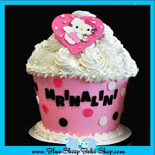hello kitty birthday cake custom cakes nj by blue sheep bake shop