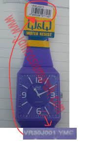 Jam Tangan Alba Yang Asli Dan Palsu cara membedakan jam tangan qnq original dan palsu www jamcasiomurah