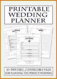 wedding book planner free wedding book free printable wedding planner book expense