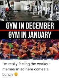 New Years Gym Meme - 25 best memes about workout meme workout memes