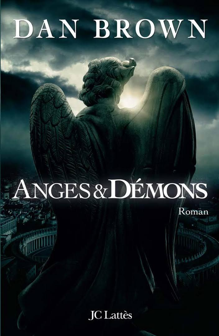 """Résultat de recherche d'images pour """"dan brown ange et démon"""""""