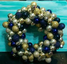 whimsical ornament wreath 8 steps with pictures