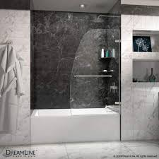Frameless Shower Doors Okc Shower And Tub Modules Walmart