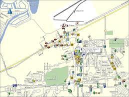Map Of Kingston Jamaica Tramsoft Gmbh Garmin Mapsource South America English