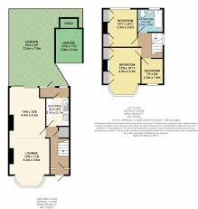 Willow Floor Plan by 3 Bed Semi Detached House For Sale In Willow Road Enfield En1