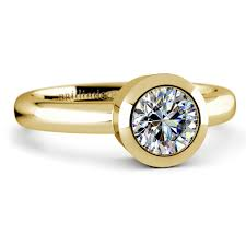 gold engagement ring settings top five engagement ring settings to consider