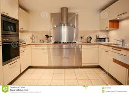 cuisine de luxe moderne intérieur de luxe moderne de cuisine image stock image du cuisine
