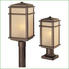 Outdoor L Post Lighting Fixtures Lighting Post Top Led Fixtures L Post Light Fixture Lowes