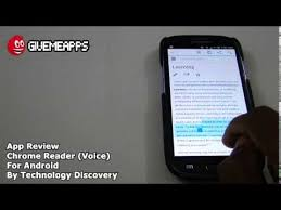 text reader for android chrome reader for android any text read aloud in chrome