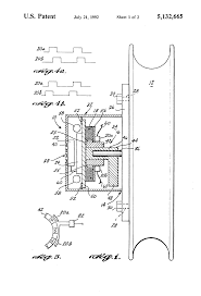 patent us5132665 hub mounted vehicle back up alarm google patents