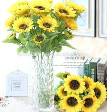 sunflowers for sale artificial sunflowers wholesale cm table decorative artificial