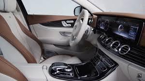 mercedes inside mercedes reveals interior of e class sedan business insider