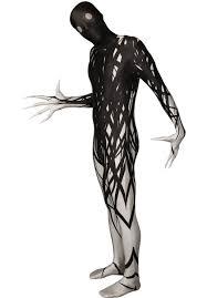 morphsuit halloween city creepy zalgo black and white unisex morphsuit halloween