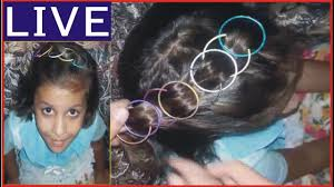 pakistani hairstyles in urdu cute little girls bangles hairstyle just in 3 minutes in urdu