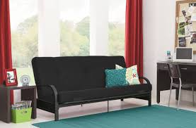 futon twin size futon html wonderful futon for dorm grey fabric