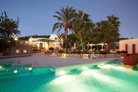 winter in ibiza can lluc hotel